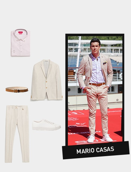 Get the look: Mario Casas