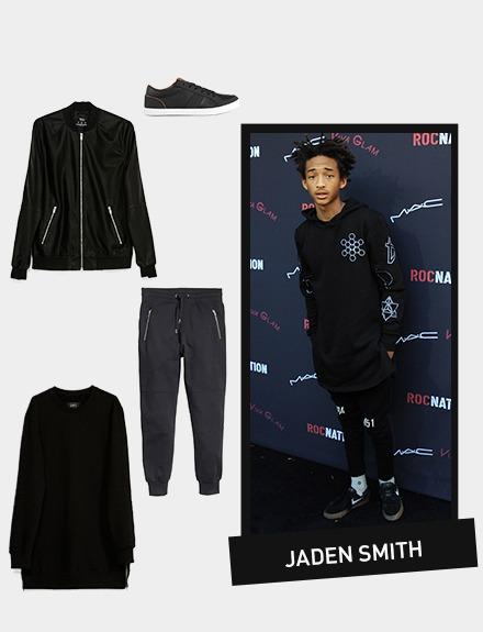 GET THE LOOK: Jaden Smith