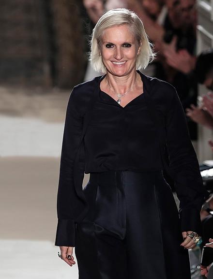 Una mujer al frente de Dior