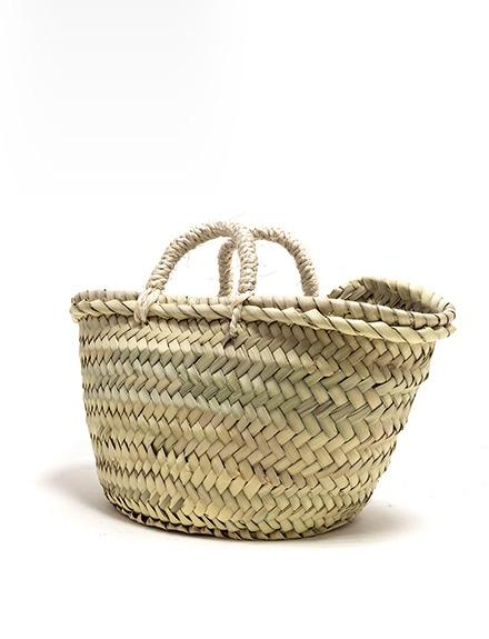 Mini cesta: nuevo clutch