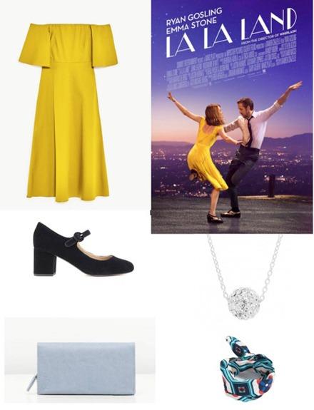 Get the look: La La Land