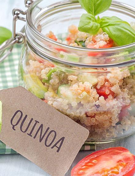 Quinoa: El superalimento