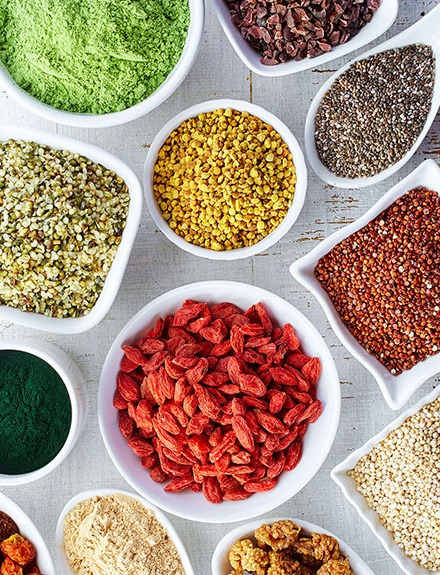 6 superalimentos que deberías incluir en tu dieta (I)