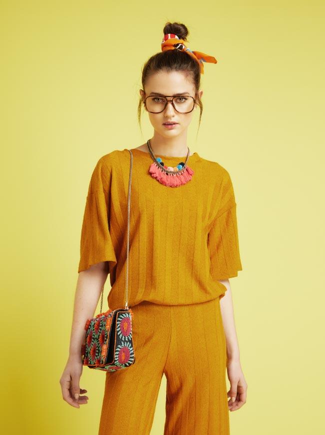Esta primavera-verano, vestirás de amarillo