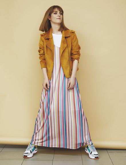 colores de moda de la temporada en Ruta de la Plata