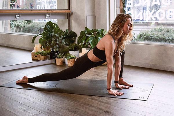 Yoga o pilates en Ruta de la Plata
