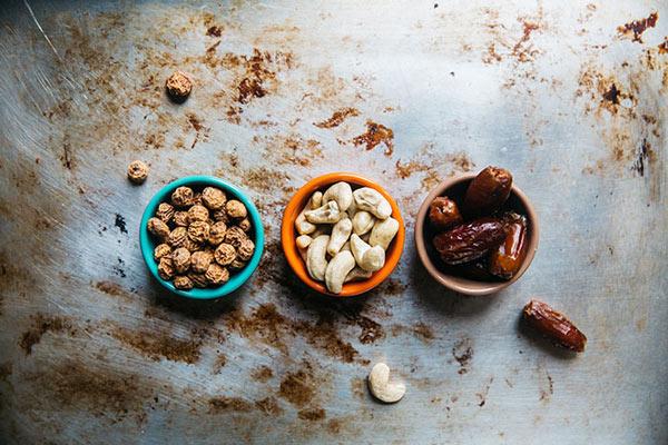Alimentos de temporada en Ruta de la Plata
