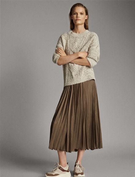 Sabemos cuál es el largo de falda que favorece a todas…