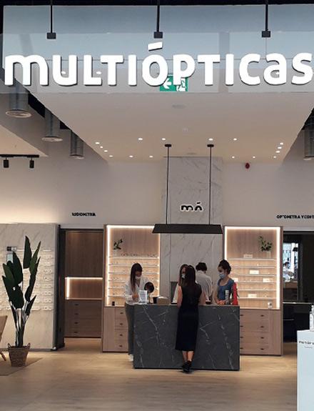 Apertura Multiopticas