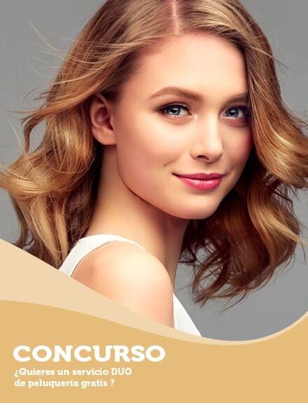 Sorteo peluquería Primor