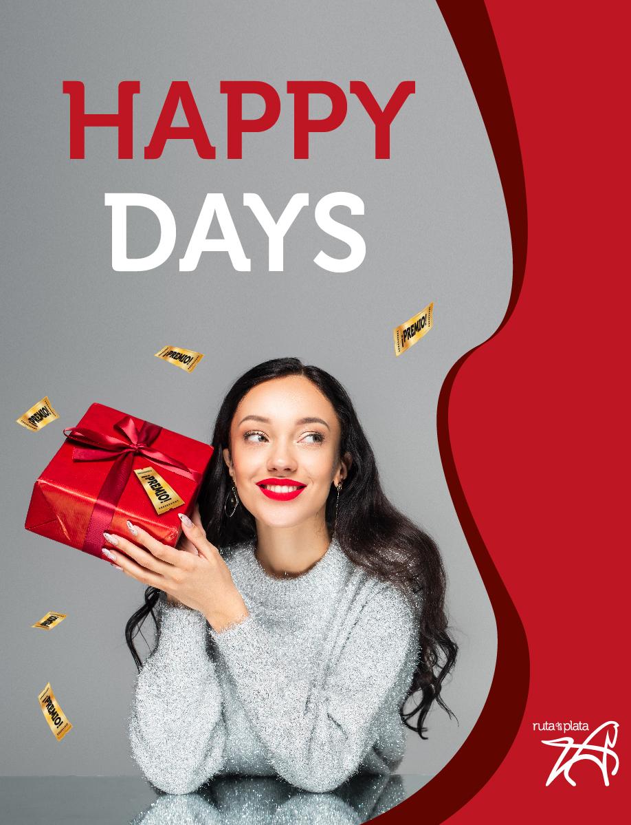 Black Friday – HAPPY DAYS EN CC RUTA DE LA PLATA