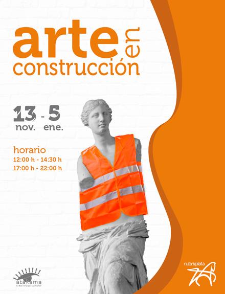 ARTE EN CONSTRUCCIÓN CC RUTA DE LA PLATA