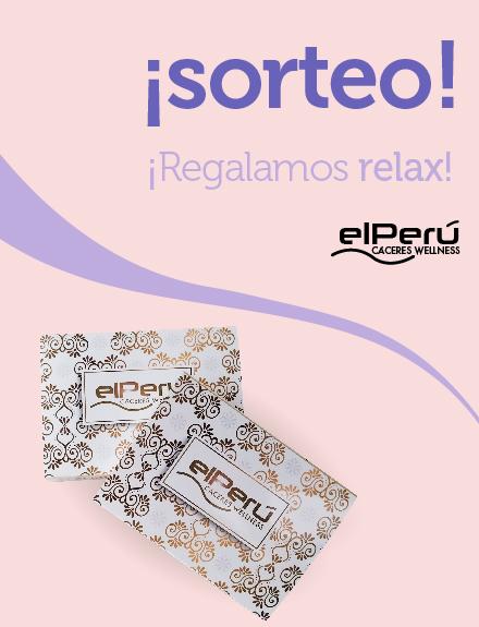 SORTEO RELAX