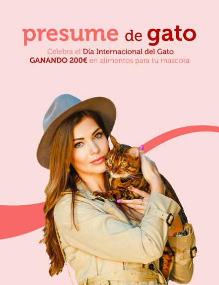 Presume de Gato