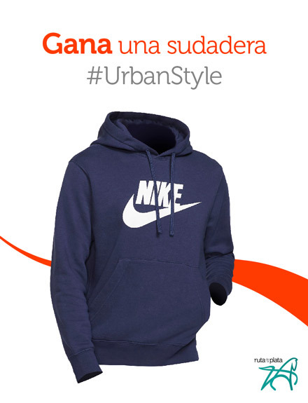 Gana una Sudadera #UrbanStyle