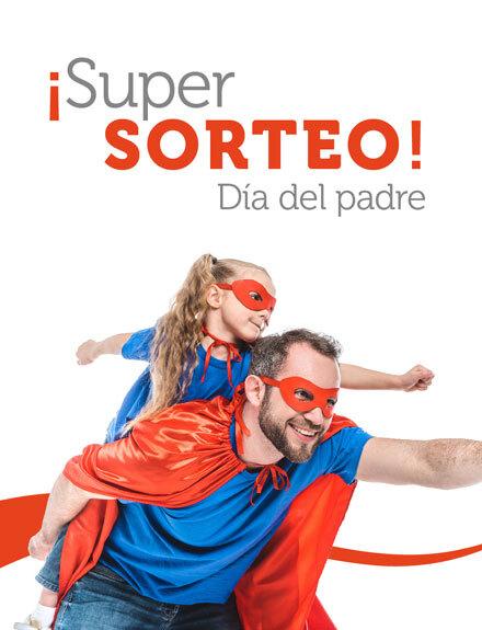 ¡¡SUPER SORTEO DÍA DEL PADRE!!