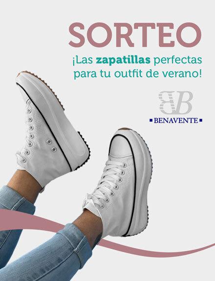 ¿Quieres las zapatillas de moda?