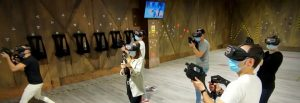 VR Airsoft