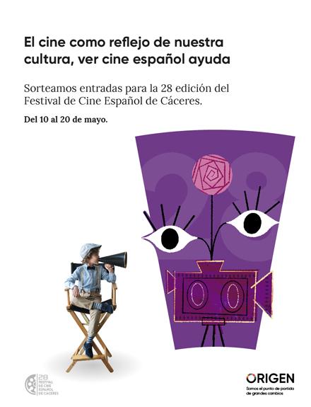 28 Festival de Cine Español de Cáceres